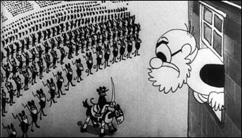 "Terrytoon's ""Club Sandwich"" (1931)"