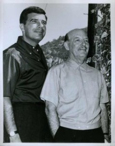 David DePatie and Friz Freleng