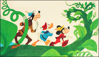 "Walt Disney's ""Fun and Fancy Free"" on Records, Part 2"