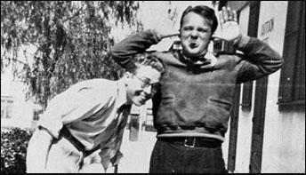 Gag Men: Tex Avery and Cal Howard