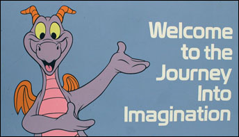 """The Lost Disney Animated """"Figment"""" Films"""