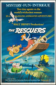 rescuers-one-sheet