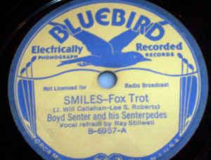 Smiles-senter