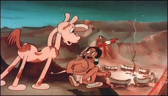 """Harman-Ising's """"The Old Pioneer"""" (1934)"""
