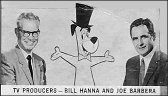 Huckleberry Hound, Sascha Burland & 1960's Politics