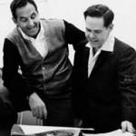 Joe Barbera and Daws Butler