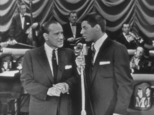 Bud Abbott and Jerry Lewis!