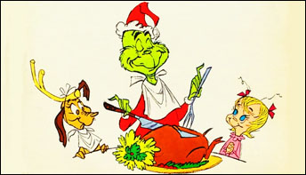 "Chuck Jones' ""How the Grinch Stole Christmas"" on Records"
