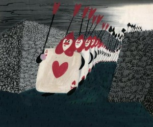 Mary Blair inspirational painting