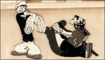 """""""Organ Grinder's Swing"""" (1937)"""