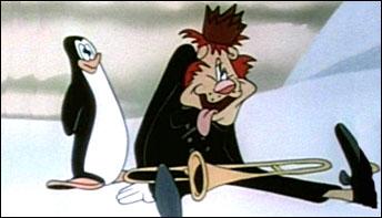 Jack Teagarden and his Walter Lantz Cartunes