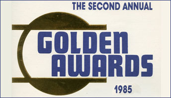 The Second Annual Golden Awards Banquet, March 1st, 1985: The Video, Part 1