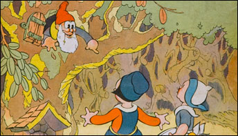 "Walt Disney's ""Babes In The Woods"" (1932)"