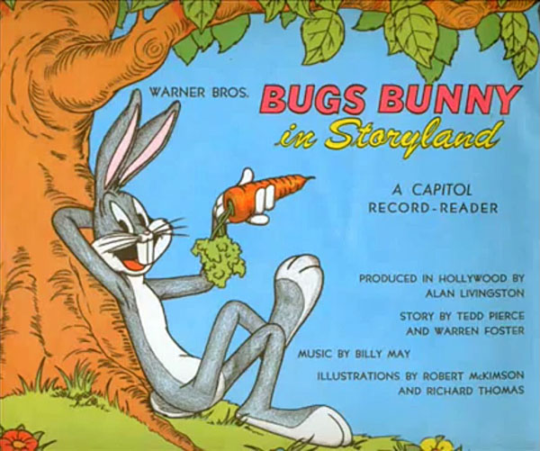 Bugs Bunny in Storyland-600