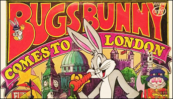 """Bugs Bunny's """"British Invasion"""" on Records"""
