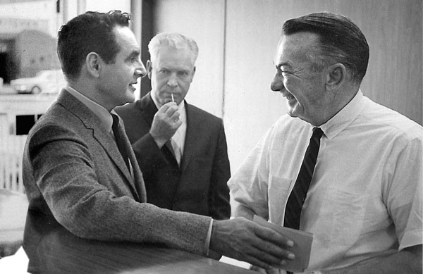 Joe Barbera, William Hanna and Warren Foster