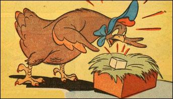 Comics by Warren Foster