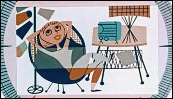 "Mid-Century Modern: UPA's ""Man Alive!"" (1952)"