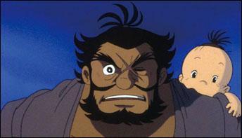 "Forgotten Anime #56: Osamu Tezuka's ""Adachi-ga Hara"" and ""Akuemon"""