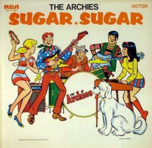 Sugar Sugar single
