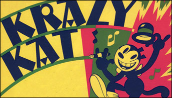 Complimentary Mintz: Krazy Kat and Toby the Pup: 1929-31
