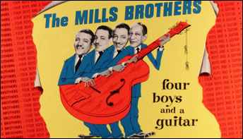 The Mills Brothers in Cartoons – Part 2