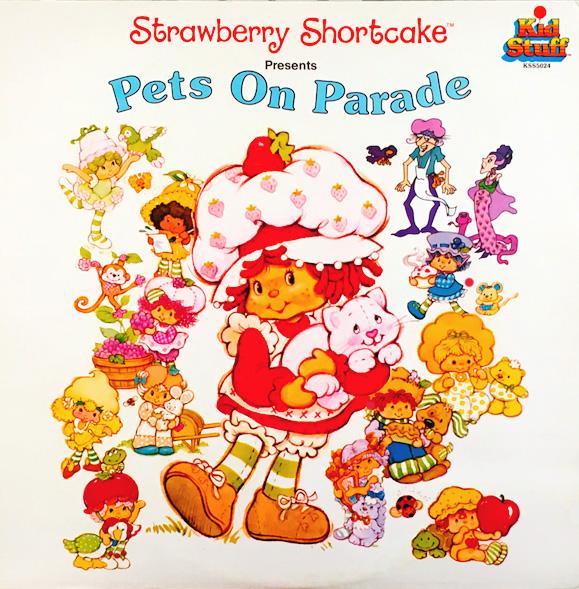 Strawberry Shortcake On Records