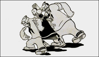 Popeye Goes Latin – 1