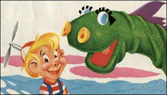 MOONLIGHTING ANIMATORS IN COMICS: Jack Bradbury