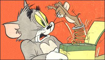 MOONLIGHTING ANIMATORS IN COMICS: Harvey Eisenberg