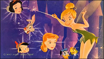 "Decca Celebrates Walt's ""Disneyland"" on Records"
