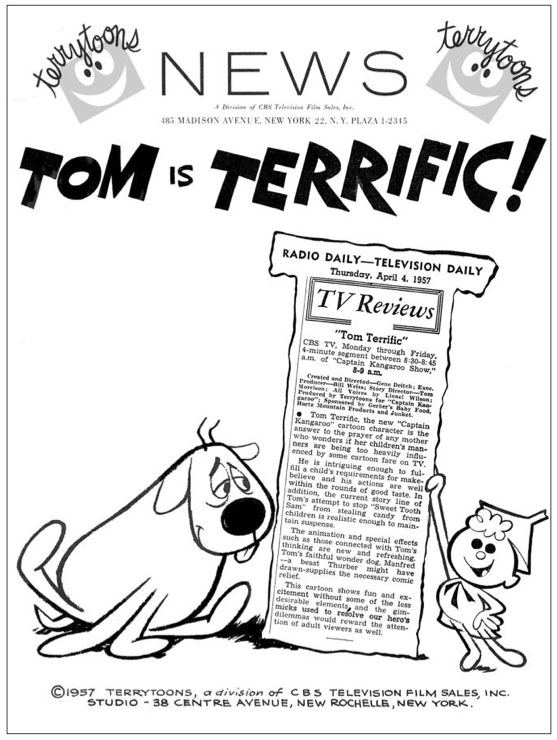 Tom Terrific