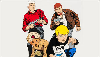 An Interview with Jonny Quest