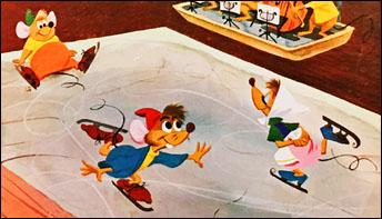 "Disneyland Records' Holiday-Themed ""Cinderella"" Sequel"