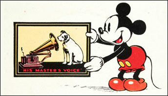 Sing Me A Cartoon #22: Original Mousetracks