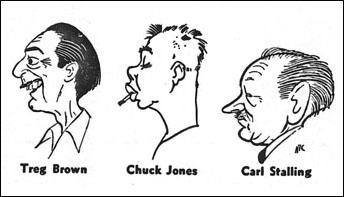 Warner Club News 1954 – Part 1