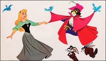 "Walt Disney's ""Sleeping Beauty"" Sound Track on Records"