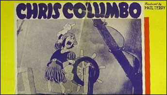 "Terrytoons ""Chris Columbo"" (1938)"