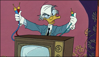 In His Own Words:  Floyd Norman on Ludwig Von Drake