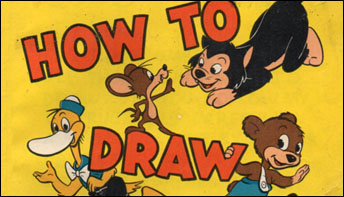 "Paul Terry's ""How To Draw Funny Cartoons"""