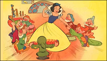 "When Cinderella Played ""Snow White"" on Records"