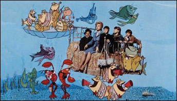 """Flying with Disney's """"Bedknobs and Broomsticks"""" Soundtrack"""