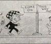 "The Sheet Music Art of Myron ""Grim"" Natwick, Part 2: 1919-1921"