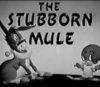 "L'il Eightball: ""The Stubborn Mule"" (1939)"