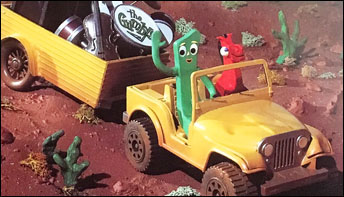 Gumby's Twisted Recording Career