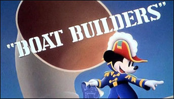 "Disney's ""Boat Builders"": Even A Child Can Do It!"
