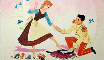 "Walt Disney's ""Cinderella"" Soundtrack on Records"