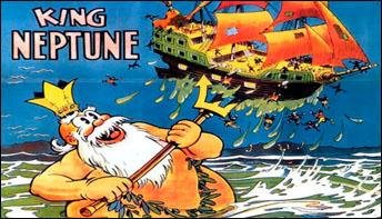 """Disney's Silly Symphony """"King Neptune"""" (1932)"""