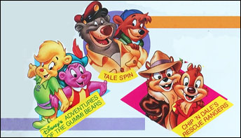 """The Disney Afternoon"" on Records – Part 1: The Music"