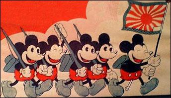 The Non-Disney Mickey Mouse War Cartoons